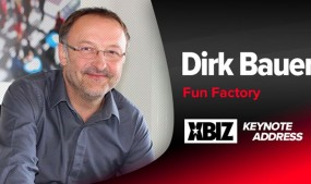 Fun Factory's Dirk Bauer Delivers XBIZ Keynote