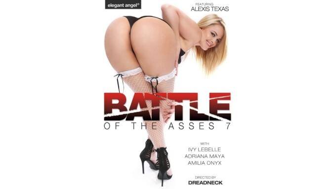 Elegant Angel's 'Battle of the Asses' Returns
