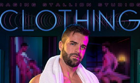Raging Stallion Says 'Clothing Optional' in New Feature