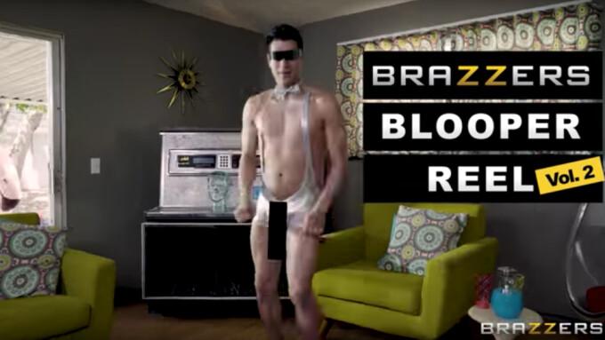 Brazzers Offers 2017 SFW Recap Gag Reel