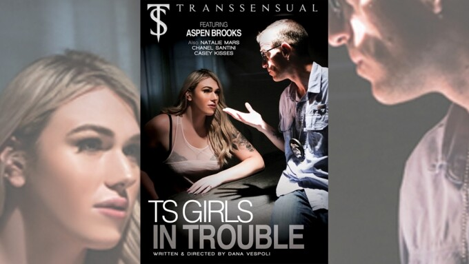 TransSensual Debuts 'TS Girls in Trouble'