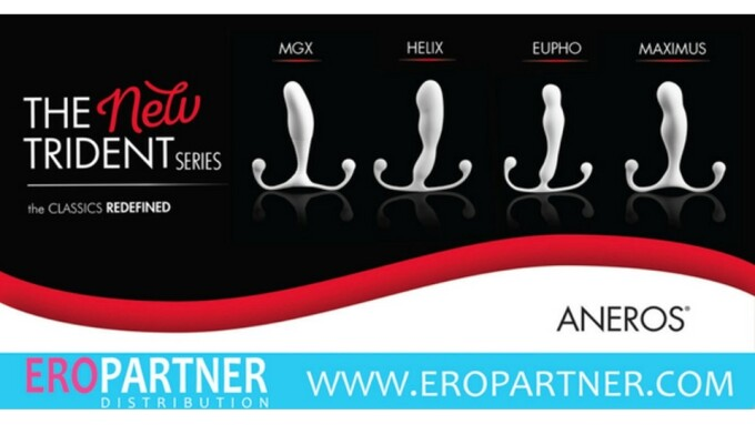 Eropartner Now Offering Aneros' Trident Series