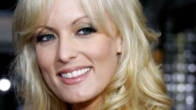 Stormy Daniels Announces Exclusive Contract With Digital Playground