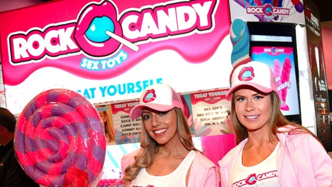 Rock Candy Toys 'Crushes' Debut at XBIZ Retreat