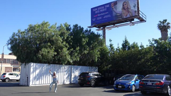 iWantFanClub Launches Billboard Campaign