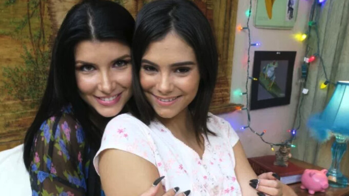 Girlfriends Films Offers 'Lesbian Seductions 61'