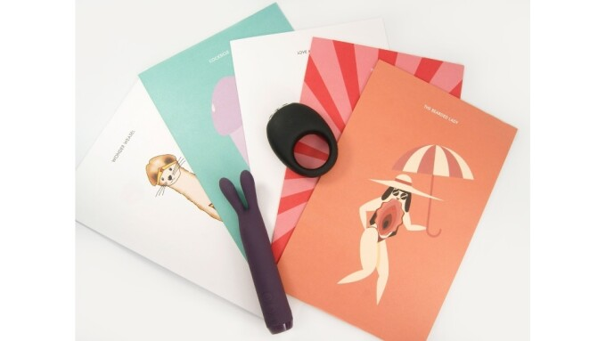 Je Joue Promotes Sexual Wellness With Valentine's Day Cards
