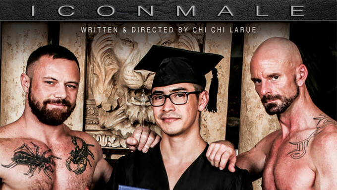 Chi Chi LaRue's 'The Graduation' to Debut From Icon Male