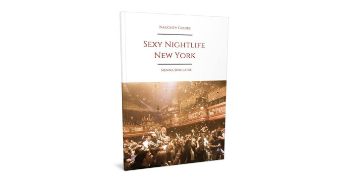 Sienna Sinclaire Releases 'Sexy Nightlife New York City' E-Book