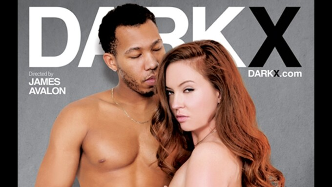 Maddy O'Reilly Stars in Dark X's 'Black and Ginger'