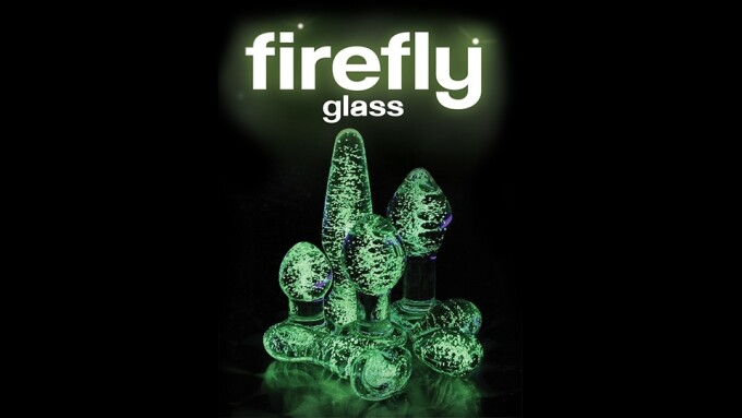 NS Novelties Releases Firefly Glass Collection