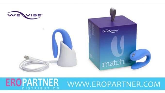 We-Vibe Match Arrives at Eropartner Distribution