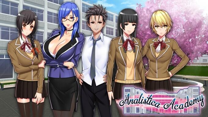 Visual Novel 'Analistica Academy' Hits Nutaku.net