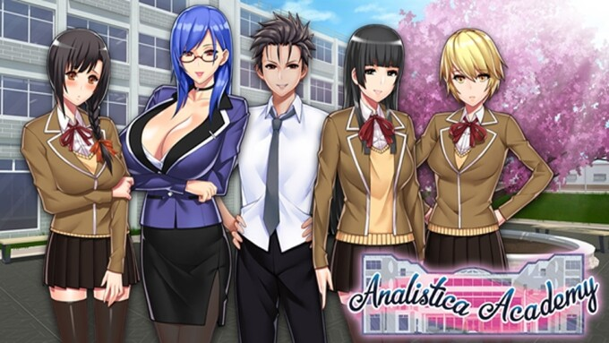 Visual Novel 'Analistica Academy' Hits Nutaku.net