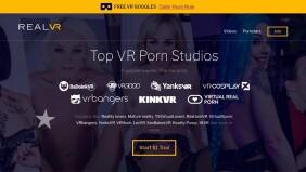 Video: BaDoinkVR Debuts VR Porn Supersite RealVR.com