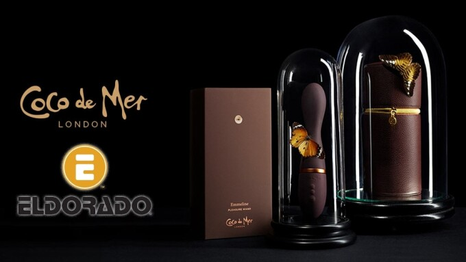 Coco de Mer Pleasure Collection Now Available at Eldorado