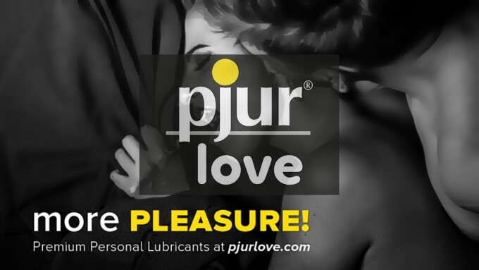 pjur Unleashes 'Gives You More' Campaign