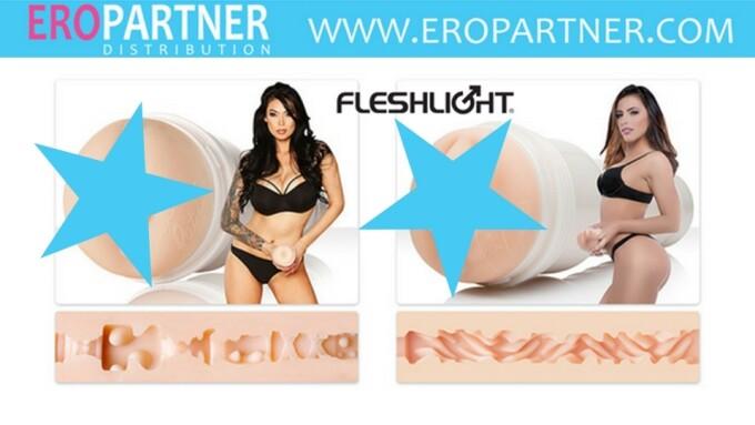 Eropartner Offers Fleshlight's Newest Girls: Adriana Chechik, Tera Patrick