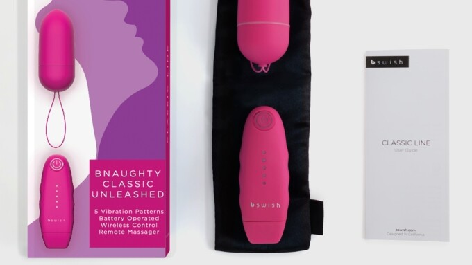 B Swish Refreshes the Bnaughty Classic Unleashed With New Packaging