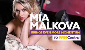 FanCentro Adds Mia Malkova to Roster