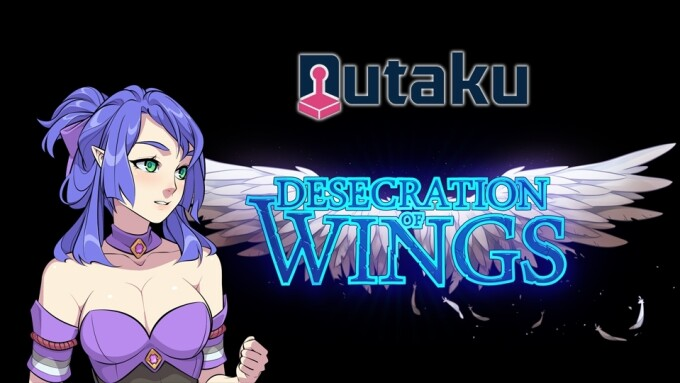 Nutaku Offers Sexy Old-School RPG Game, 'Desecration of Wings'