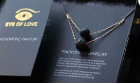 Eye of Love, Dr. Ava Cadell Partner for Pheromone Jewelry