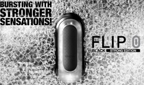 Tenga Debuts Flip Zero Black