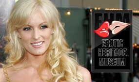 Erotic Heritage Museum Offers to Buy Stormy Daniels' Trump Dress