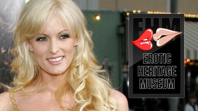 Erotic Heritage Museum Offers to Buy Stormy Daniels' Trump Dress for $100K