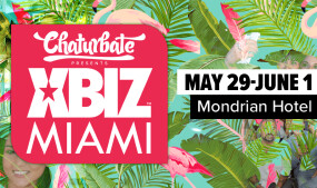 Chaturbate Returns as XBIZ Miami Presenting Sponsor