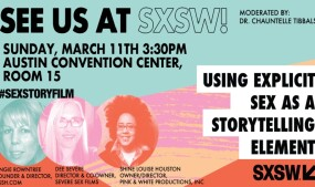 Storytelling Session Ready for SXSW