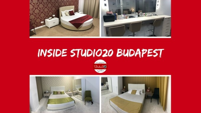 Studio 20 Officially Opens Location in Budapest