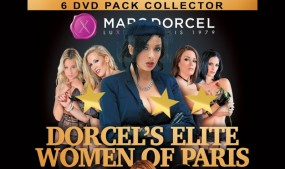 Anna Polina Stars in 'Dorcel's Elite Women of Paris'