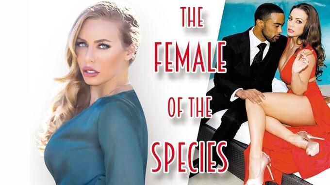 Kross, Jane, Steele Reunite in TrenchcoatX's 'The Female of the Species'
