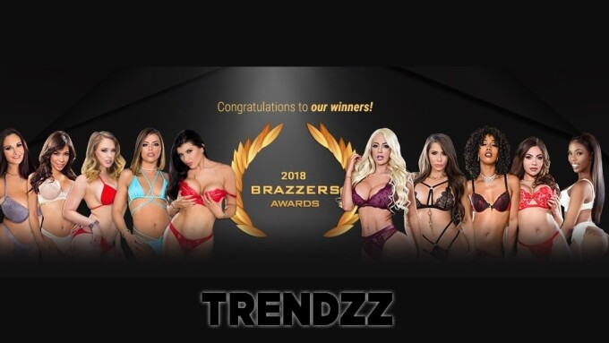 2018 Brazzers Awards Winners Announced