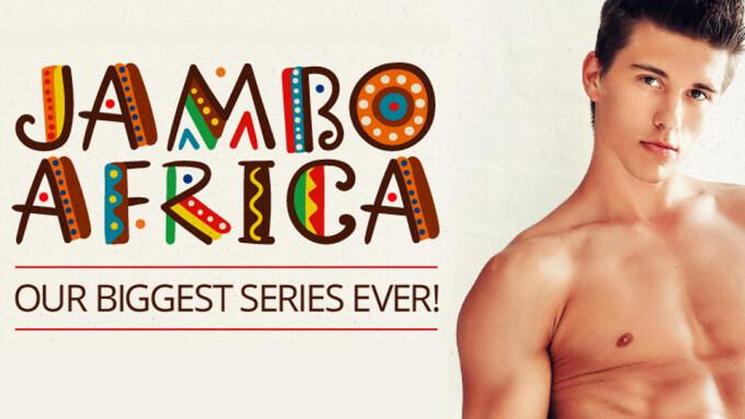 BelAmiOnline Releases 3 'Jambo Africa' Scenes