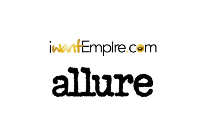 iWantEmpire Ambassadors Featured in Allure Magazine