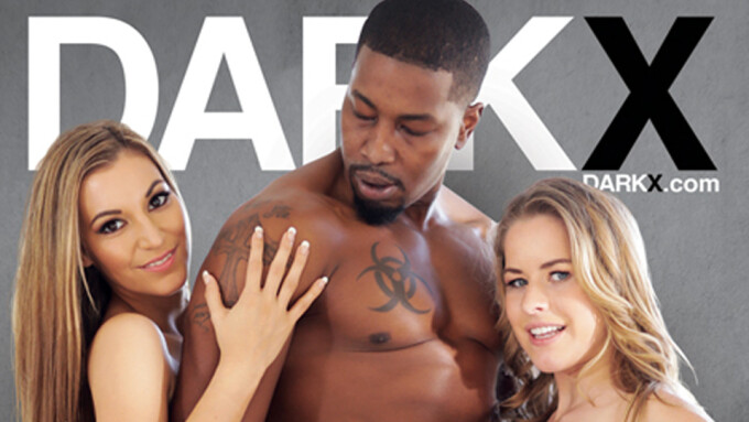 Abella Danger, Moka Mora, Lilly Ford in 'Interracial Threesomes'