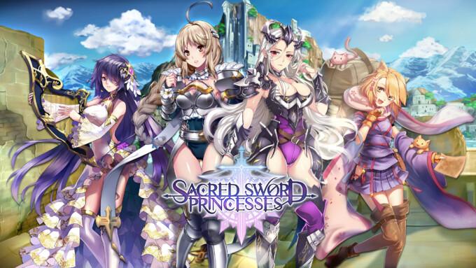 Nutaku Debuts Downloadable Free-to-Play RPG, 'Sacred Sword Princesses'