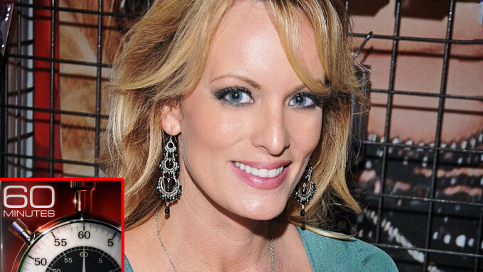Report: Trump Seeking Injunction Over Stormy Daniels' '60 Minutes' Interview