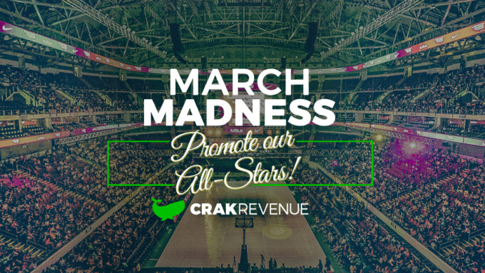 CrakRevenue Offers 'March Madness' Promo for Affiliates