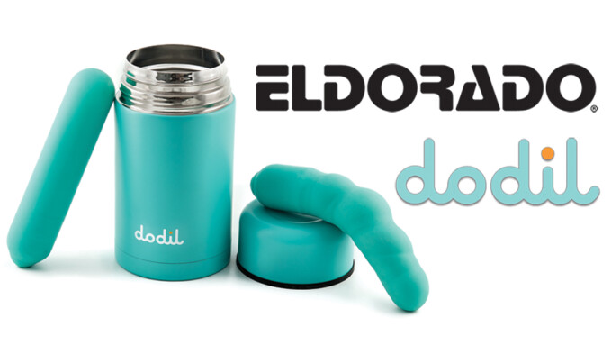 Dodil Moldable Dildo Now Available in the U.S. Through Eldorado
