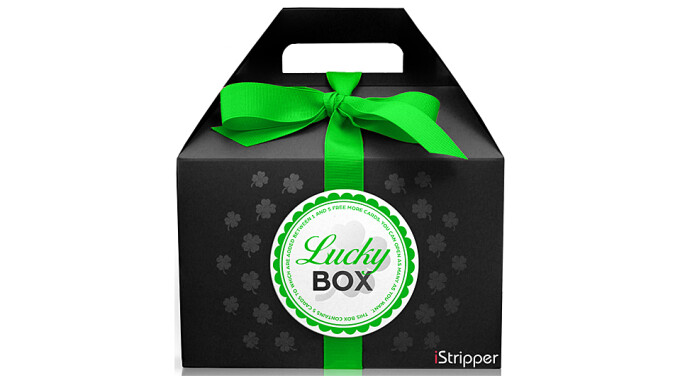 iStripper Celebrates St. Patrick's Day With 'Lucky Box' Promo