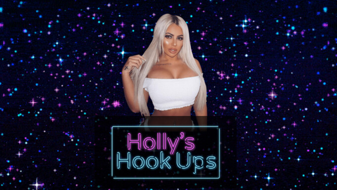 Holly Hagan, White Label Dating Launch HollysHookups.com