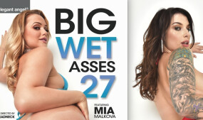 Elegant Angel Releases 'Big Wet Asses 27'