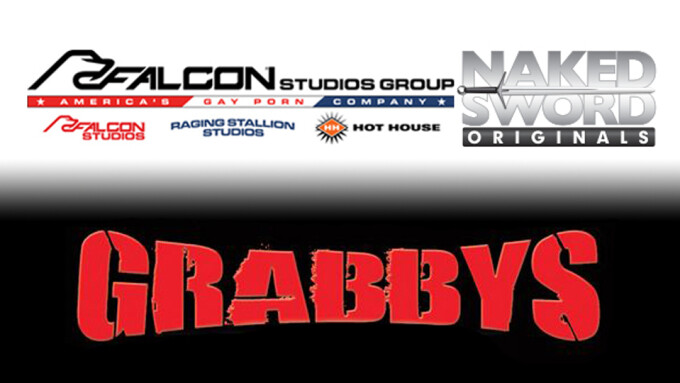 Falcon Studios Group, NakedSword Originals Nominated for 91 Grabbys
