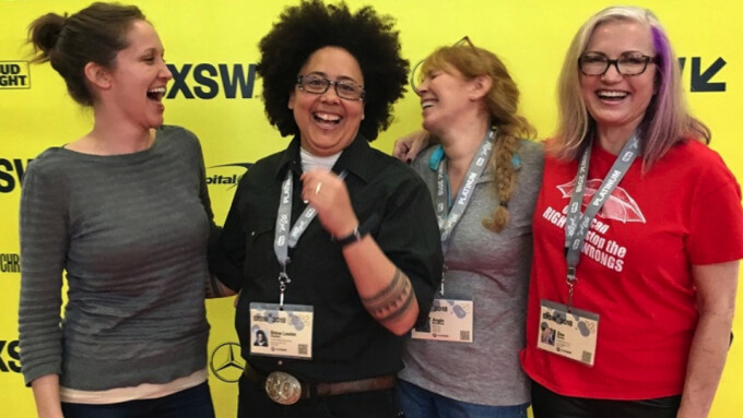 Houston, Severe, Rowntree Report Successful SXSW