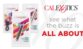CalExotics Now Shipping 3 New Bullet Vibes