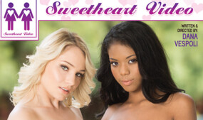 Nia Nacci, Hadley Viscara in Sweetheart Video's 'Girls Love Natural Breasts 2'