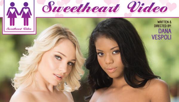 Nia Nacci, Hadley Viscara in Sweetheart Video's 'Girls Love Natural Breasts 2'